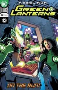 Green Lanterns #49 CVR A