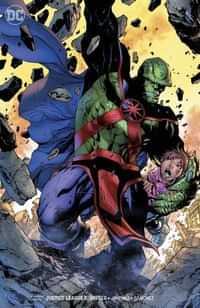Justice League #2 CVR B