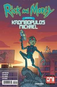 Rick and Morty One-Shot Krombopulous Michael CVR A