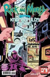 Rick and Morty One-Shot Krombopulous Michael CVR B