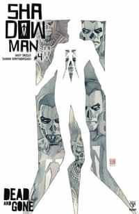 Shadowman #4 CVR B Mack