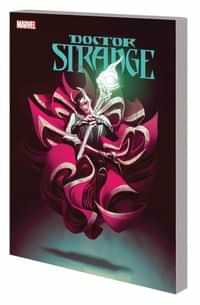 Doctor Strange TP Donny Cates God of Magic