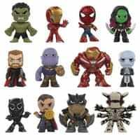 Avengers Infinity War Mystery Minis Mystery Box