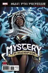Hunt For Wolverine Mystery Madripoor #2