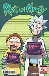 Rick and Morty #39 CVR A