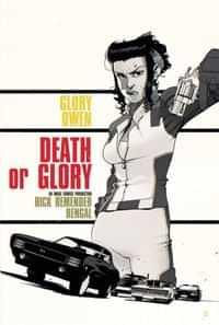 Death or Glory #3 CVR A Bengal