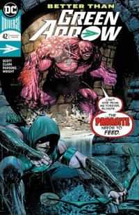 Green Arrow #42 CVR A
