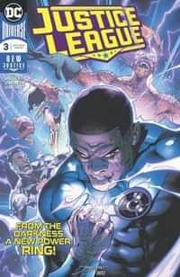Justice League #3 CVR A
