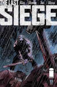 Last Siege #2 CVR B Hardman