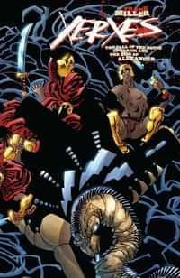 Xerxes Fall of House of Darius #4