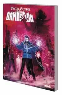 Doctor Strange TP Damnation