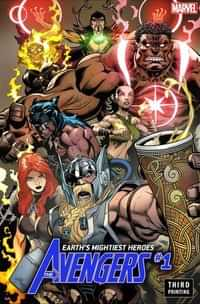 Avengers #1 Third Printing