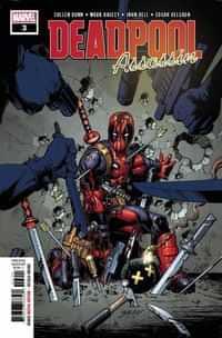 Deadpool Assassin #3