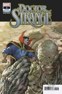 Doctor Strange #1 Second Printing