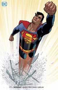 Superman #1 CVR B Hughes