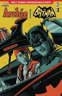 Archie Meets Batman 66 #1 CVR C Francavilla