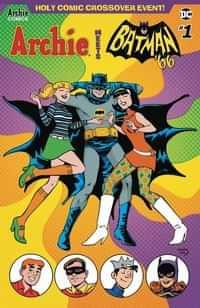 Archie Meets Batman 66 #1 CVR D Jarrell and Fitzpatrick