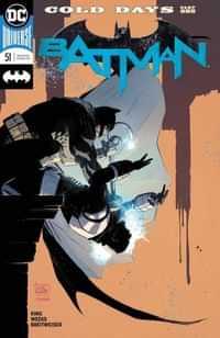 Batman #51 CVR A