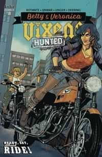 Betty and Veronica Vixens #8