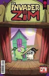 Invader Zim #32 CVR B
