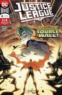 Justice League #4 CVR A
