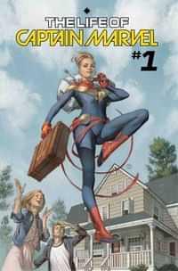 Life of Captain Marvel #1 CVR A