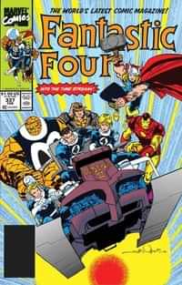True Believers One0Shot Fantastic Four By Walter Simonson