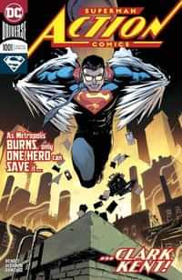 Action Comics #1001 CVR A Gleason