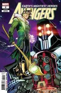 Avengers #2 Third Printing