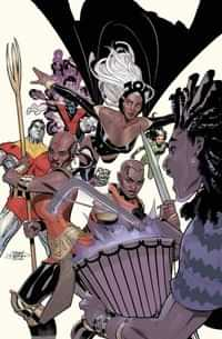 Wakanda Forever X-Men One-Shot