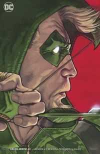 Green Arrow #43 CVR B