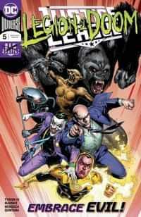 Justice League #5 CVR A