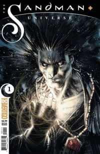 Sandman Universe #1 Variant Lee