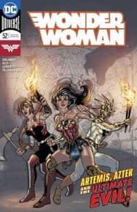 Wonder Woman #52 CVR A