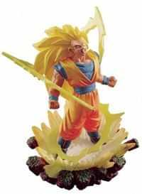 Dragonball Super Statue SS 3 Son Goku Memorial 03