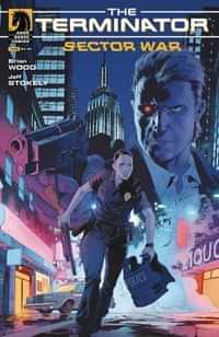 Terminator Sector War #1 CVR A