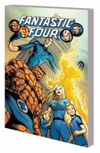 Fantastic Four TP Hickman Complete Collection V1