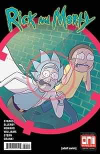 Rick and Morty #41 CVR A