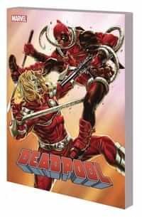 Deadpool TP Posehn and Duggan Complete Collection V4