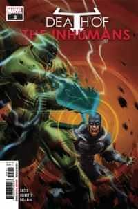 Death of Inhumans #3