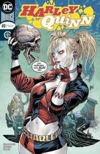 Harley Quinn #49 CVR A