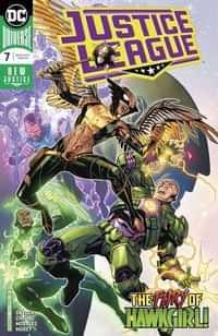 Justice League #7 CVR A