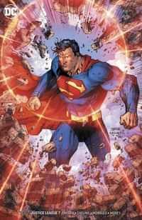 Justice League #7 CVR B