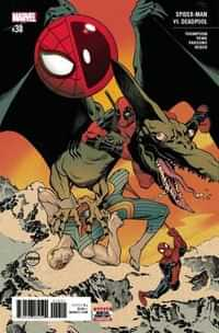 Spider-Man Deadpool #38