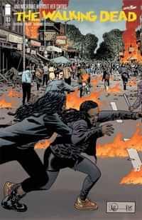 Walking Dead #183 CVR A Adlard
