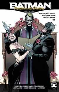 Batman TP Preludes to the Wedding
