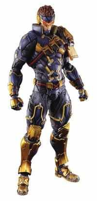 Marvel Play Arts Kai AF Cyclops