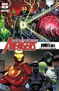 Avengers #3 Third Printing