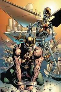 Hawkman #4 CVR A