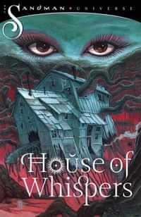 House of Whispers #1 CVR A